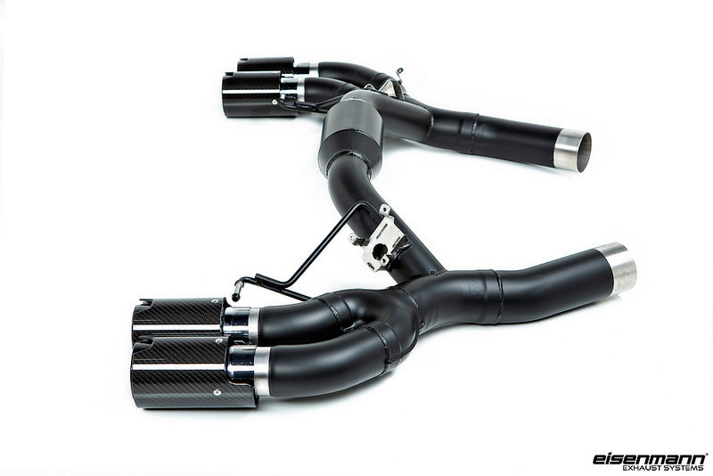 Eisenmann F90 M5 Race Performance Black Series Exhaust System 3