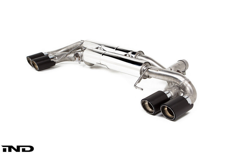 Eisenmann g30 m550i performance exhaust with lemans tips - iND Distribution