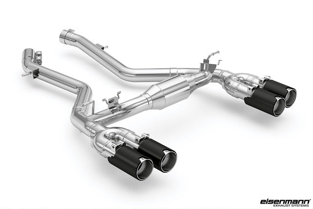 Eisenmann F87 M2 Competition Race Exhaust System 2