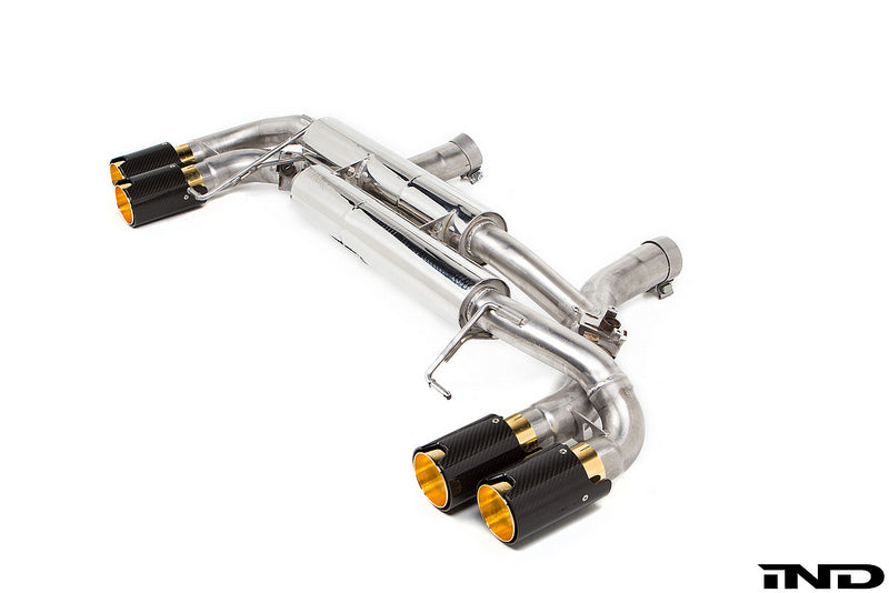 Eisenmann g30 m550i gold series performance exhaust - iND Distribution