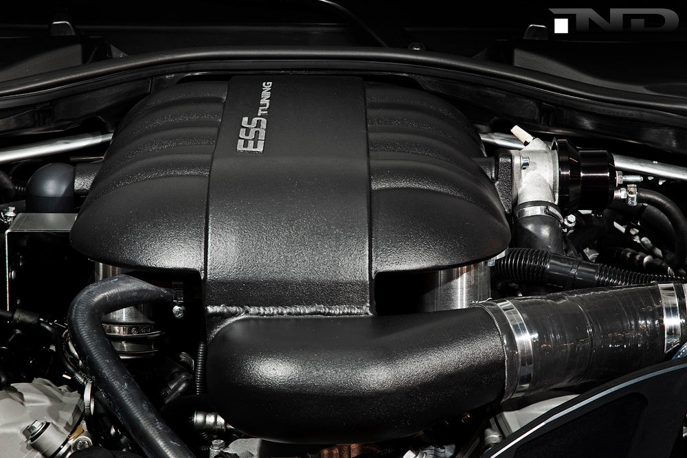 ESS e9x m3 vt2 650 supercharger system - iND Distribution