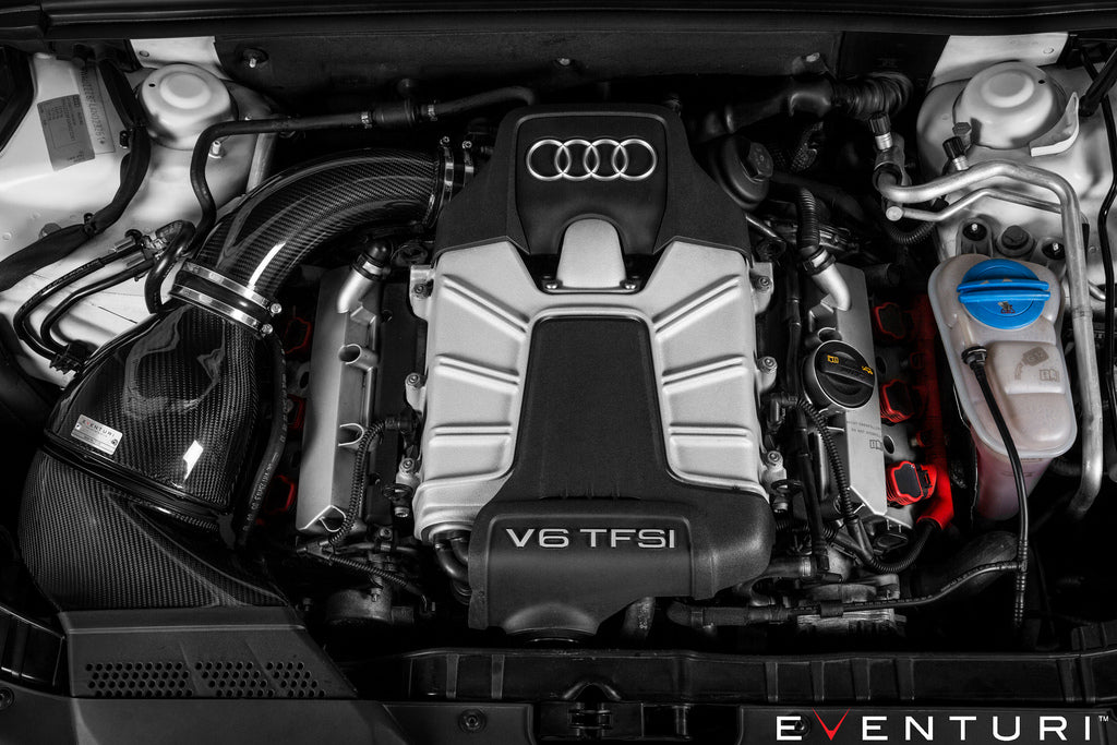 Eventuri Audi B8 S4 / S5 3.0TFSI (Black Carbon) 4