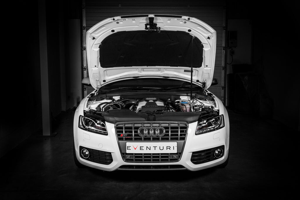 Eventuri Audi B8 S4 / S5 3.0TFSI (Black Carbon) 6