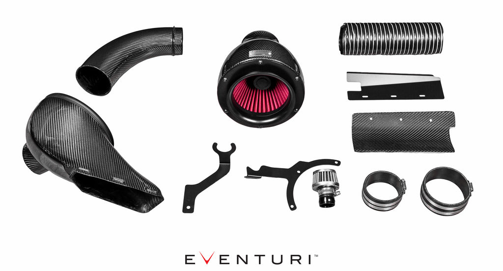 Eventuri Audi B8 S4 / S5 3.0TFSI (Black Carbon) 1