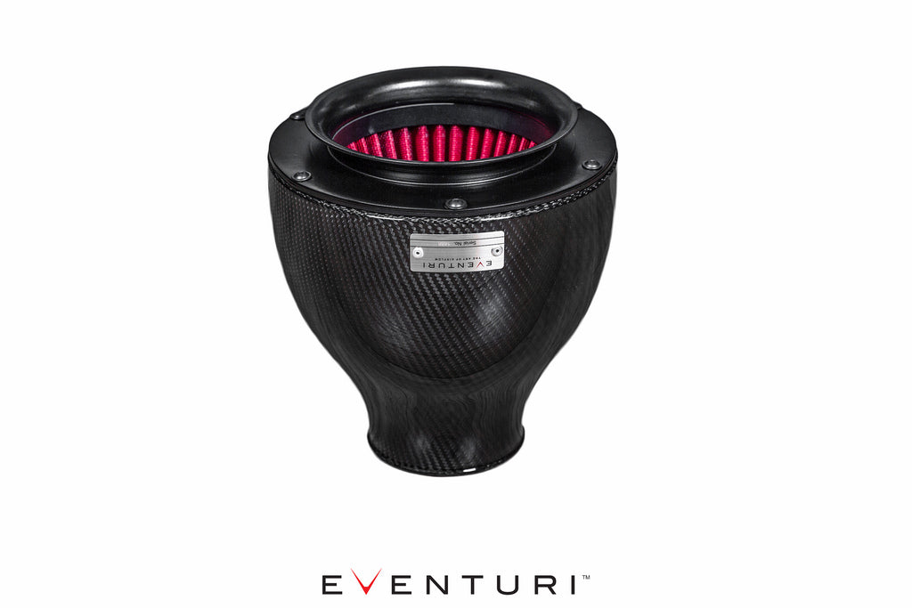 Eventuri Audi B8 S4 / S5 3.0TFSI (Black Carbon) 12