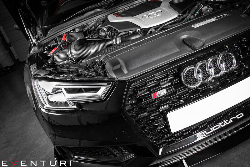 Eventuri b9 s4 s5 carbon intake system - iND Distribution