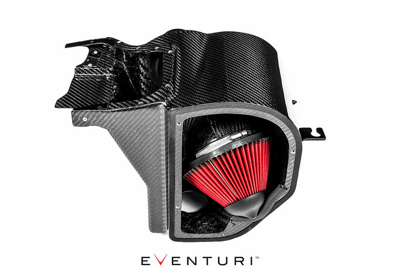 Eventuri FK8 Civic Type R Carbon Intake 11