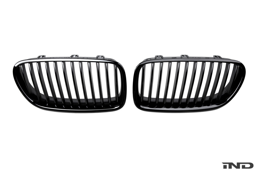 iND f10 5 series painted front grille set - iND Distribution
