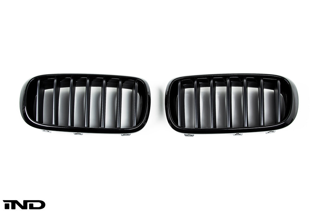 iND f15 x5 painted front grille set - iND Distribution