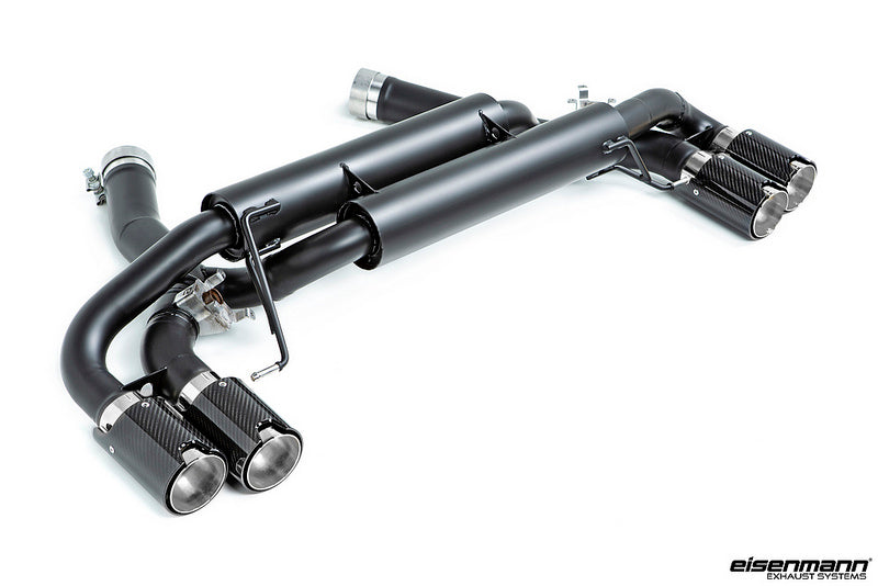 Eisenmann F90 M5 Black Series Performance Exhaust System 1