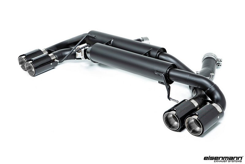 Eisenmann F90 M5 Black Series Performance Exhaust System 9