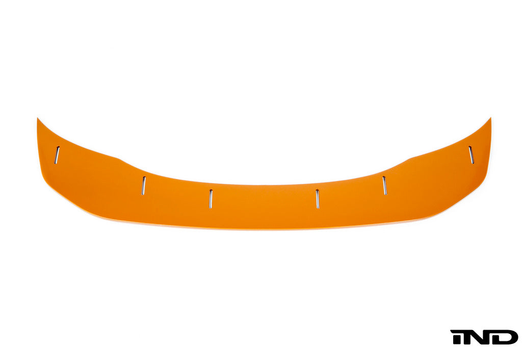 Fall Line Motorsports f82 m4 gts replacement lower splitter - iND Distribution