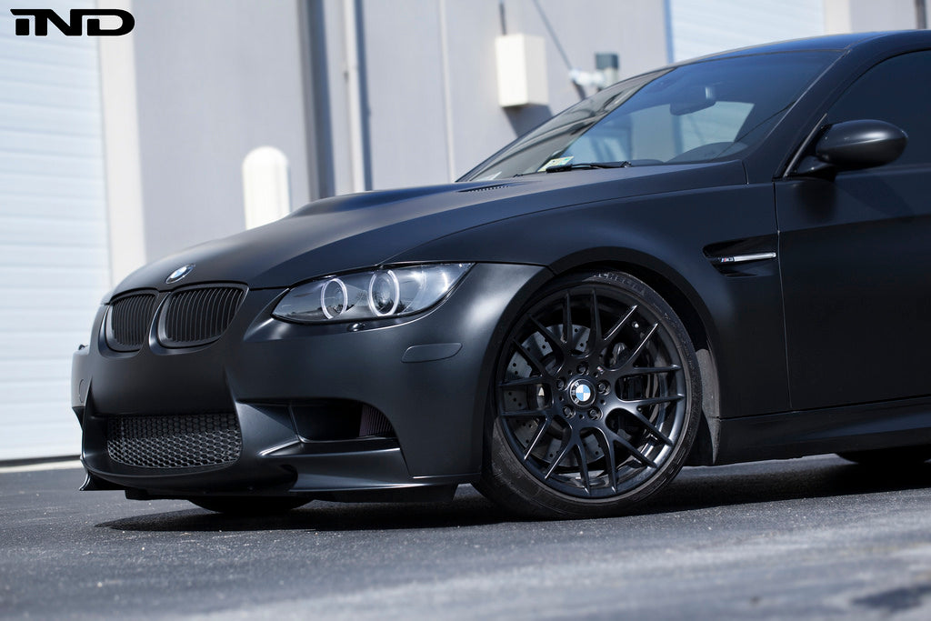 BMW Performance e9x m3 carbon front splitter set - iND Distribution