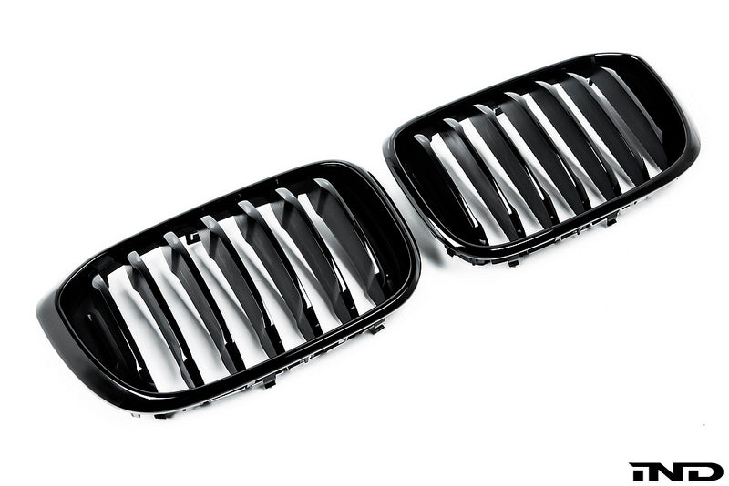 iND g02 x4 painted front grille set - iND Distribution