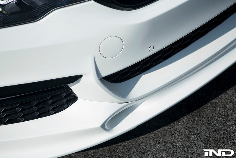 3D Design G30 5-Series Front Lip Spoiler  12