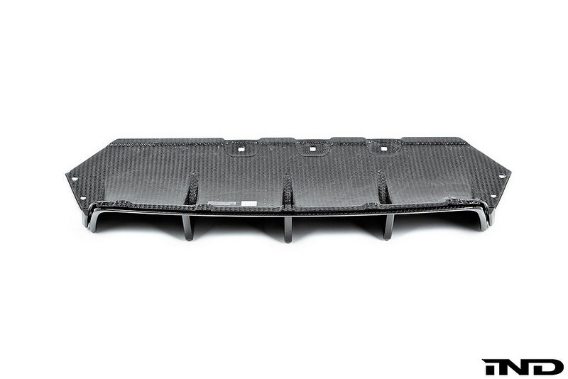 BMW M Performance F10 M5 Carbon Rear Diffuser  7
