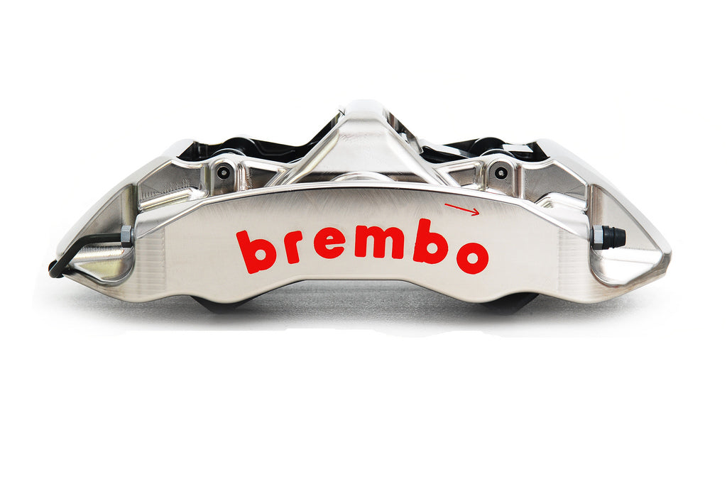 Brembo E9X M3 GT-R Big Brake Kit - 380mm 6