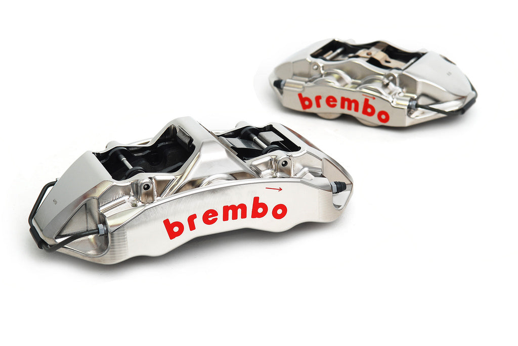 Brembo E9X M3 GT-R Big Brake Kit - 380mm 4