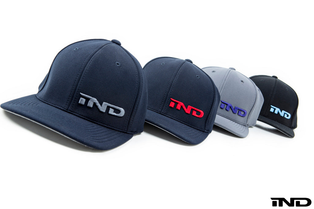 IND-Distribution 10 Year Anniversary Fitted Hat 1