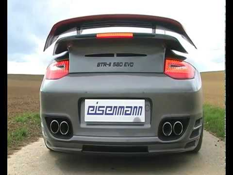 Eisenmann 997 turbo performance exhaust 1 - iND Distribution