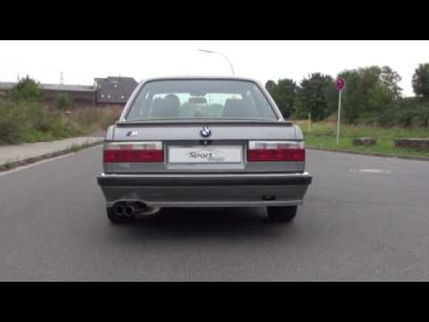 Eisenmann E30 320i Performance Exhaust 6