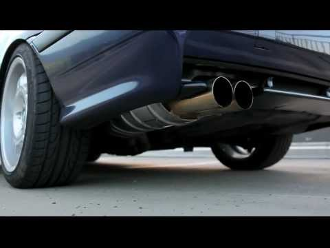 Eisenmann E36 325i / 328i Performance Exhaust 6