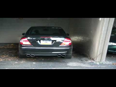 Eisenmann w208 clk 55 amg performance exhaust - iND Distribution