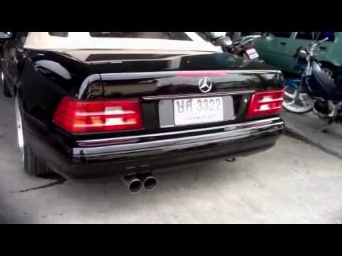 Eisenmann r129 sl performance exhaust 07 1998 and on 1 - iND Distribution