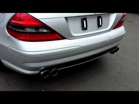 Eisenmann R230 SL Performance Exhaust 4