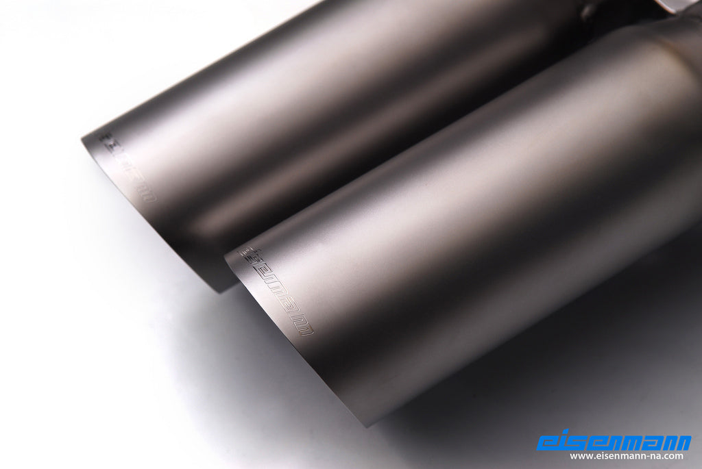 Eisenmann E90 M3 Inconel Performance Exhaust 6
