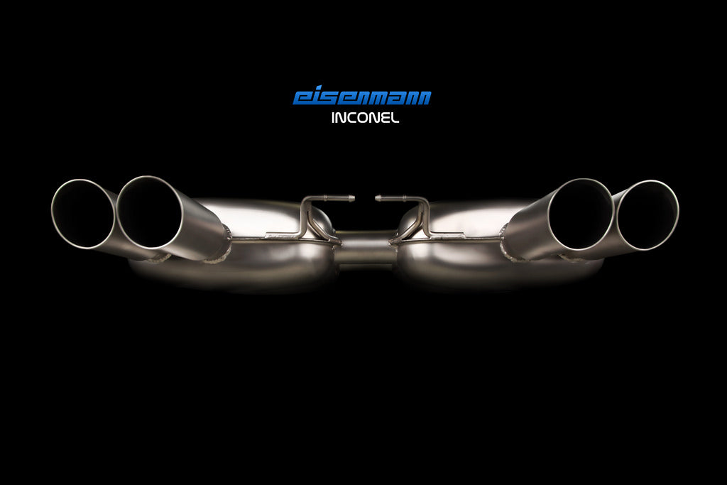 Eisenmann E90 M3 Inconel Performance Exhaust 9