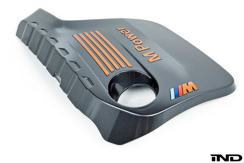 IND F82 M4 GTS Painted Engine Cover 2