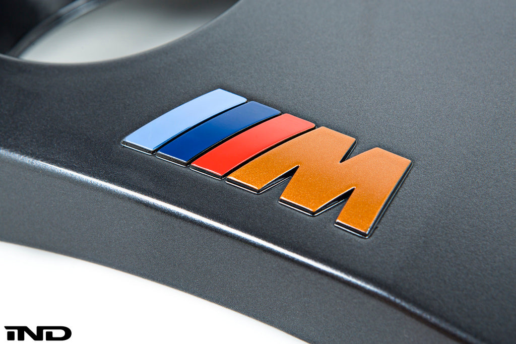 IND F82 M4 GTS Painted Engine Cover 6