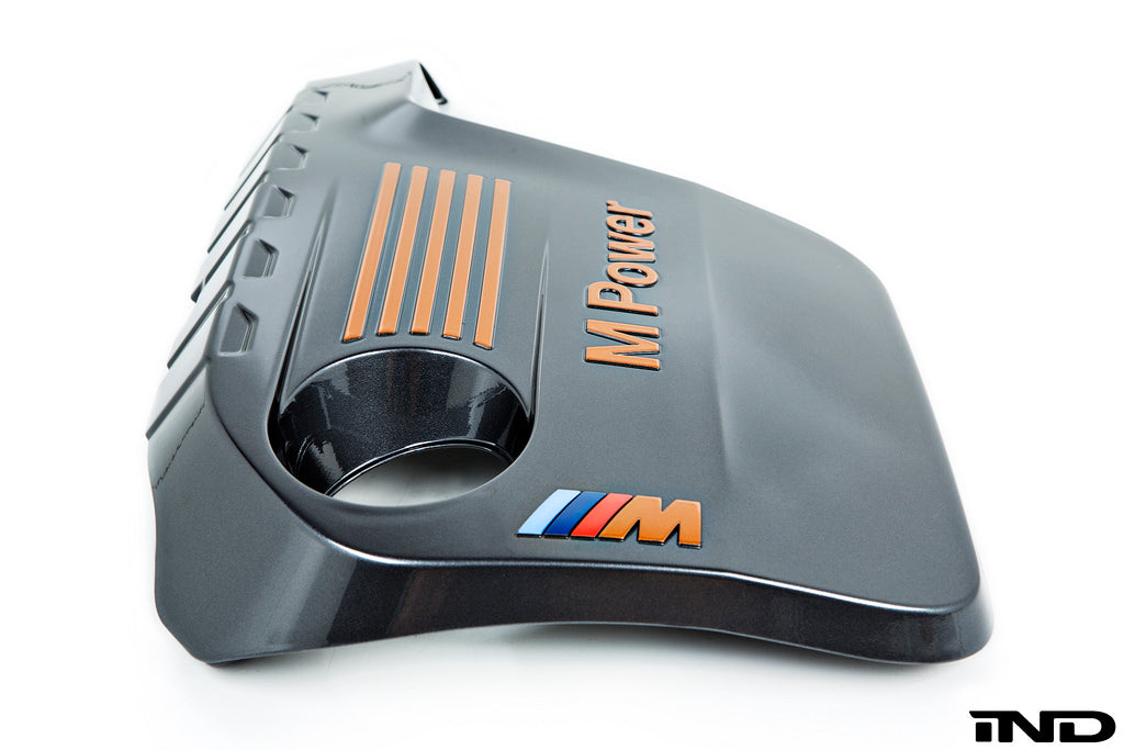 IND F82 M4 GTS Painted Engine Cover 5