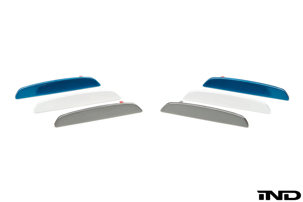 iND f85 x5m painted rear reflector set - iND Distribution