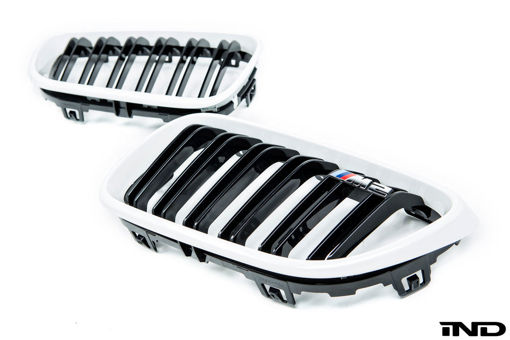 BMW M Performance F87 M2 Front Grille Set 6