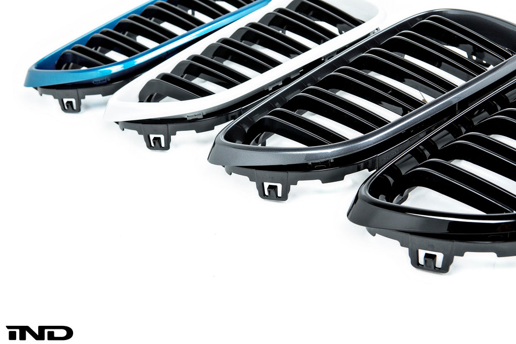 BMW M Performance F87 M2 Front Grille Set 3