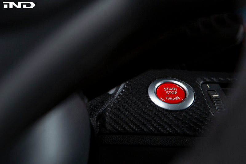 IND E60 5 Series Red Start / Stop Button  4