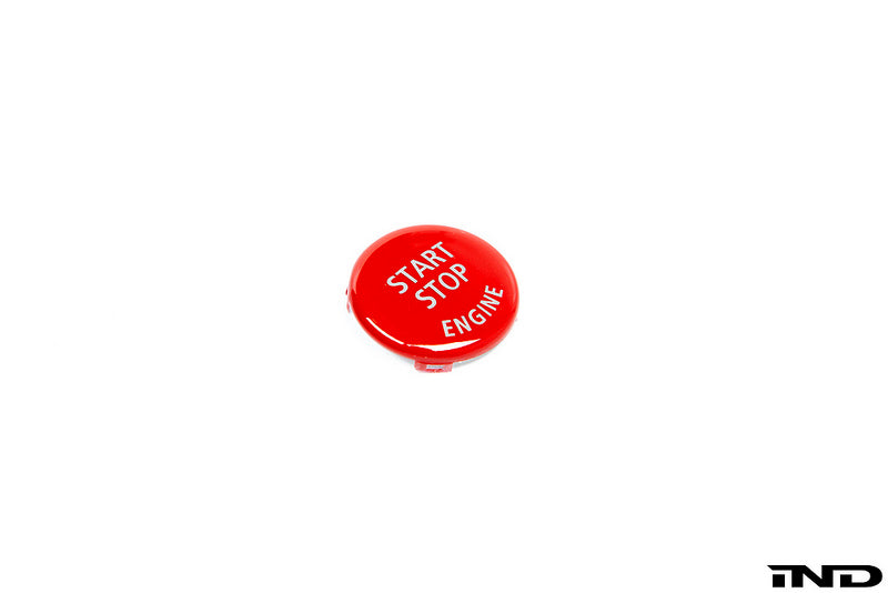 IND E70 X5M / E71 X6M Series Red Start / Stop Button  1