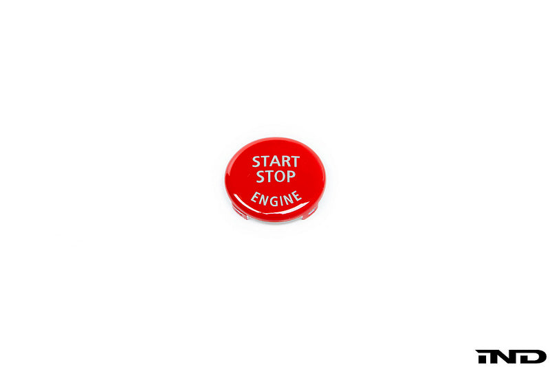 iND e9x m3 red start stop button - iND Distribution
