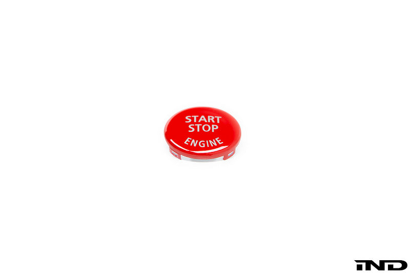 IND E70 X5M / E71 X6M Series Red Start / Stop Button  2