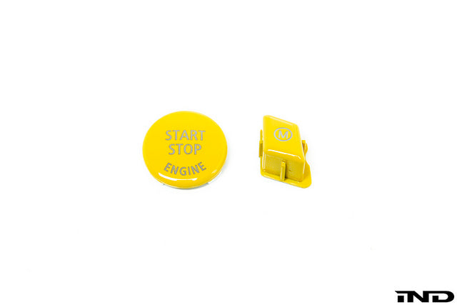 iND e9x yellow start stop button - iND Distribution