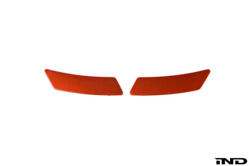 iND f22 2 series painted front reflector set - iND Distribution