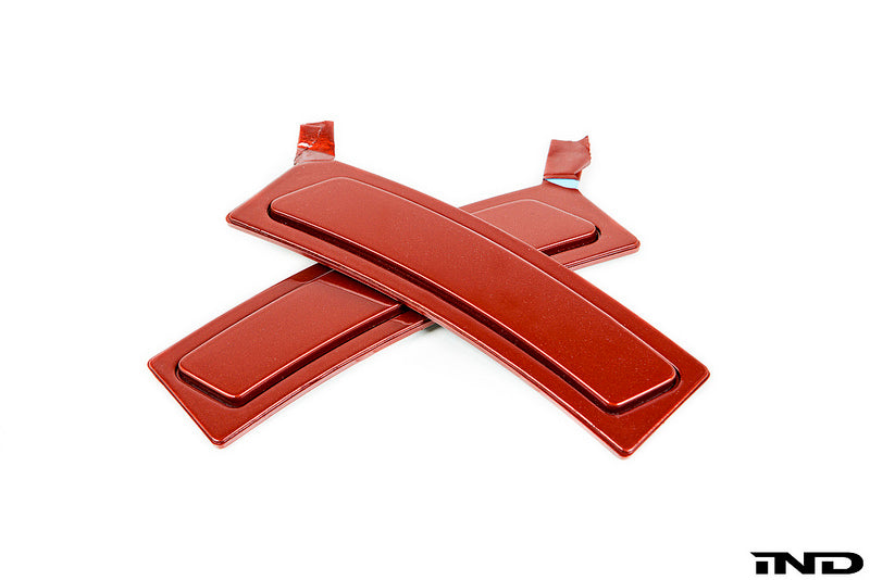 IND F32 4 Series Painted Front Reflector Set 4