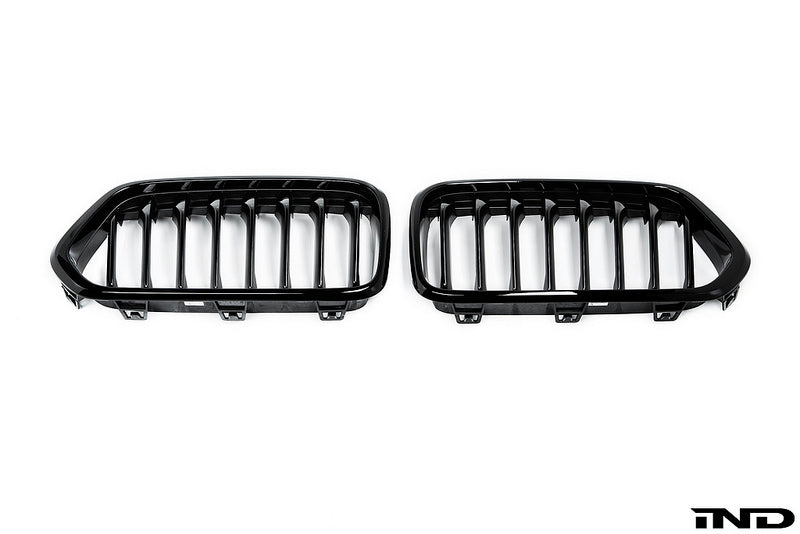 iND f39 x2 painted front grille set - iND Distribution