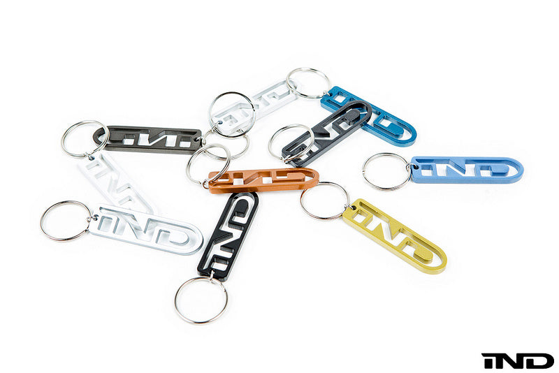 iND custom painted key chain - iND Distribution