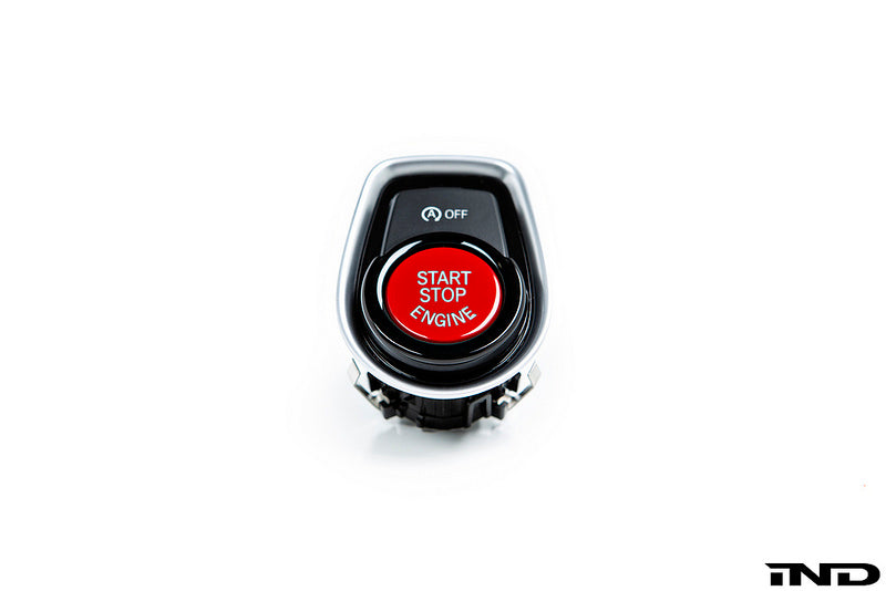 iND f87 m2 red start stop button - iND Distribution