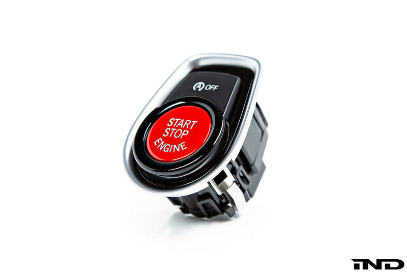 IND F87 M2 Red Start / Stop Button  2