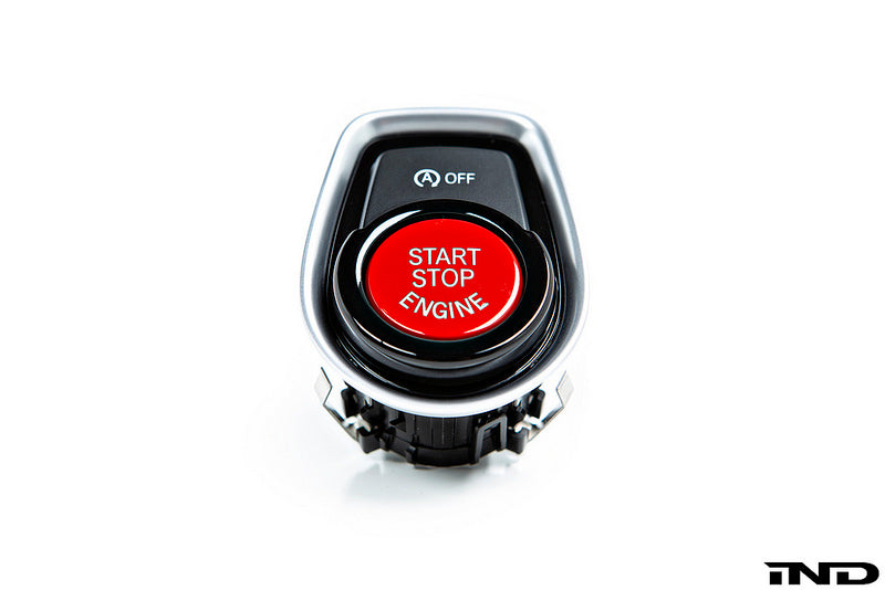 IND F22 2-Series Red Start / Stop Button  1