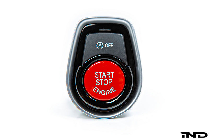 IND F3X 4-Series Red Start / Stop Button  1